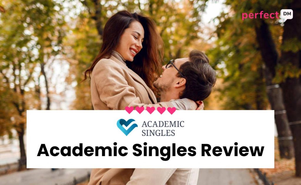 Academic Singles Review Perfect DM featured image