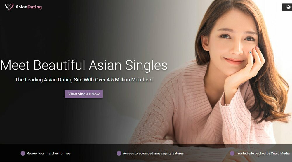 Homepage - Asian Dating
