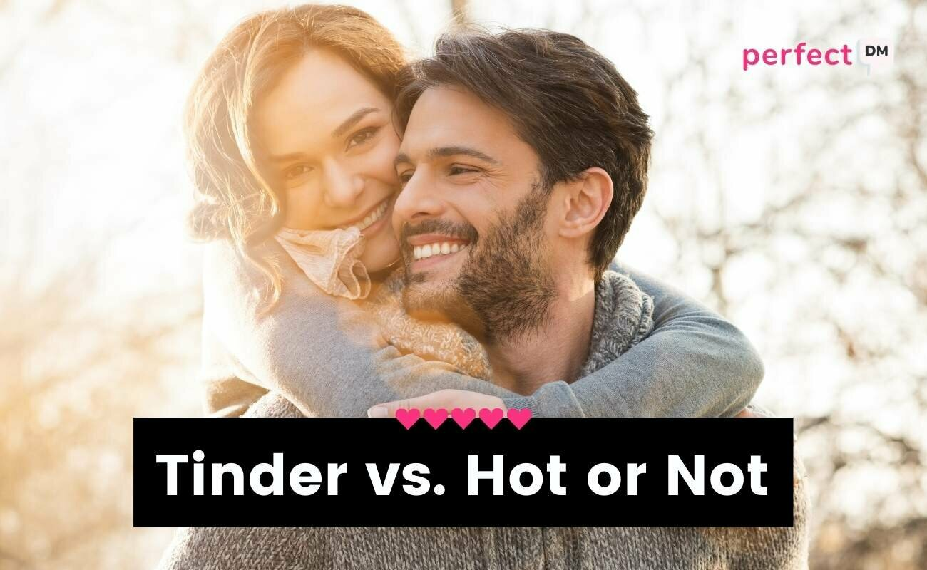 Tinder vs. Hot or Not- Featured image