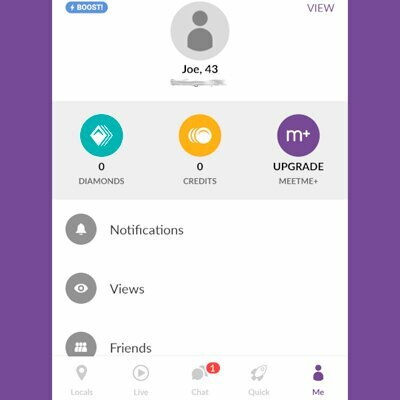 Features - MeetMe