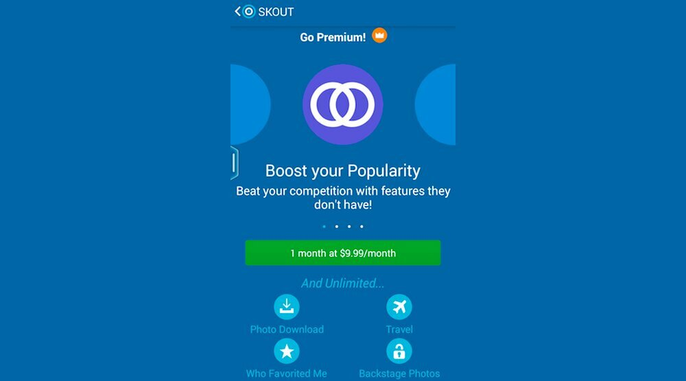 Pricing - Skout