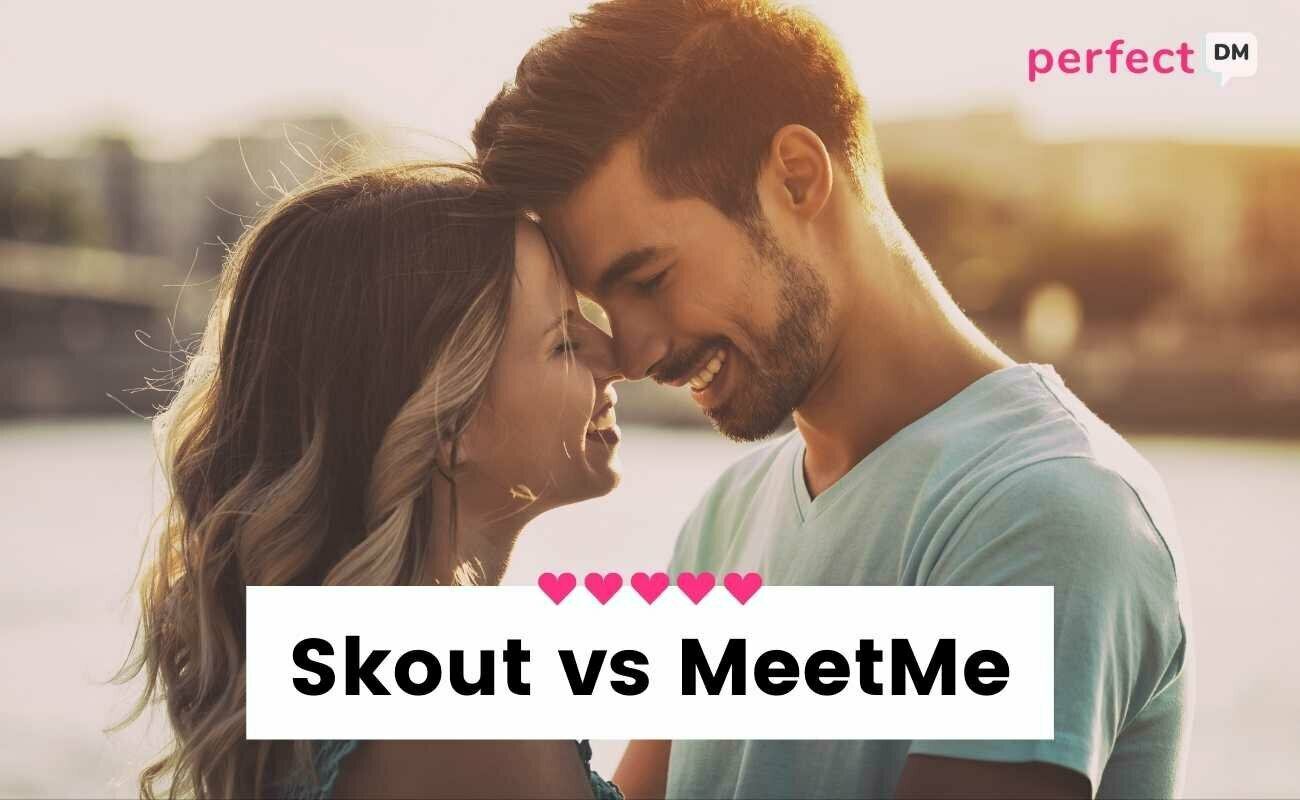 Skout vs. MeetMe Featured image