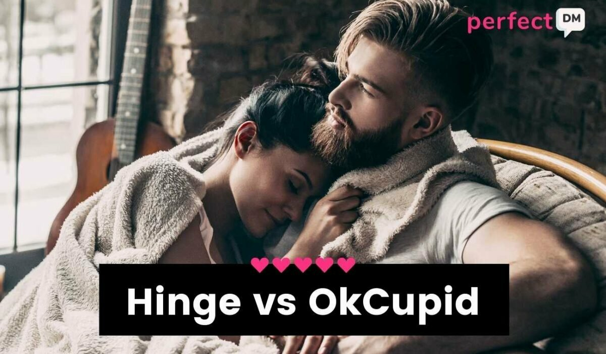 Hinge vs OkCupid - Featured image